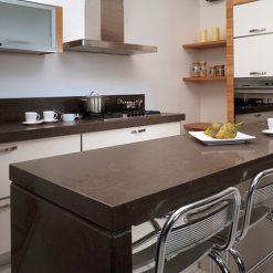Caesarstone-Mink-4350-keuken
